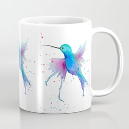 Hummingbird watercolor  Coffee Mug