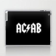 ACAB # BLACK & WHITE Laptop & iPad Skin