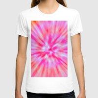 tie dye T-shirts featuring TIE DYE by Nika