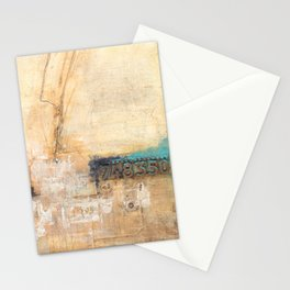 10x10 Series: 748 grunge Stationery Cards