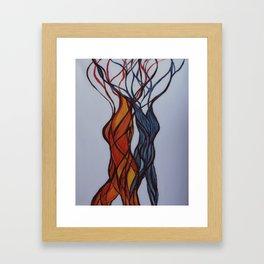 One Trunk Framed Art Print