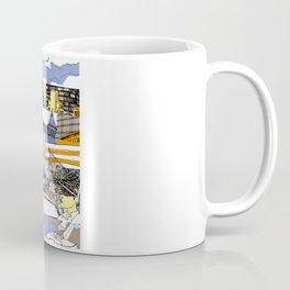 NY Stripes Coffee Mug