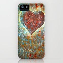 Grunge Background 5 iPhone Case