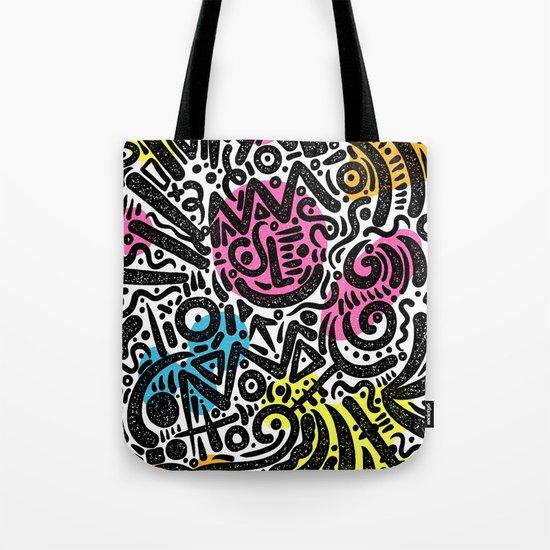 ABSTRACT 013 Tote Bag