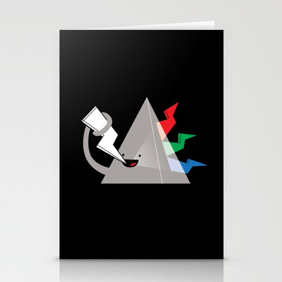 Dark Side of the Noms Stationery Cards