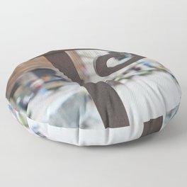 T_ Floor Pillow
