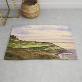 Whistling Straits Golf Course Hole 7 Rug