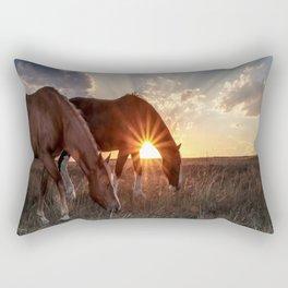 God's Gift Rectangular Pillow