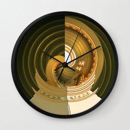 centripetal course 688 Wall Clock