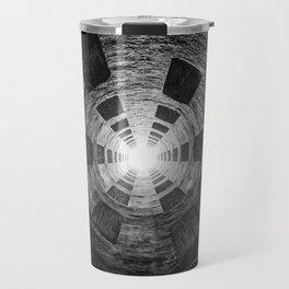 Il Pozzo di San Patrizio - Saint Patrick's well Travel Mug