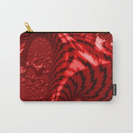 Red For Danger Carry-All Pouch