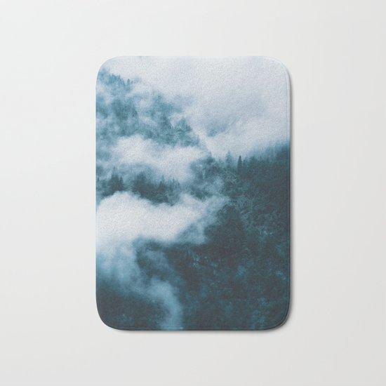 Embracing serenity - Landscape Photography Bath Mat