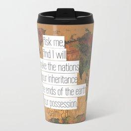 Ask me Travel Mug