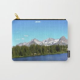 Molas Lake in the San Juan Mountains Carry-All Pouch