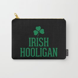 Irish Hooligan Funny Quote Carry-All Pouch