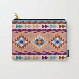 Kilim Rug Carry-All Pouch
