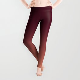 Gradation, Monochrome, Color Mood Leggings