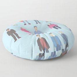 Gilmore Girls Floor Pillow