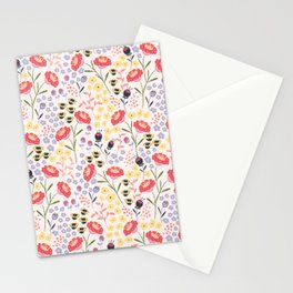 Haille's Bouquet Stationery Cards