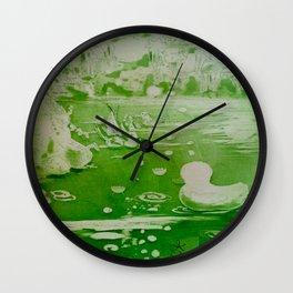 MoonSea Fantasy 2 Wall Clock