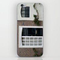door iPhone & iPod Skins featuring Door by Marieken