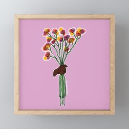 Just for You Framed Mini Art Print
