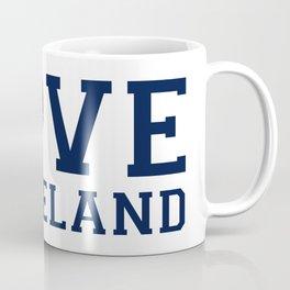 Love Cavs Coffee Mug