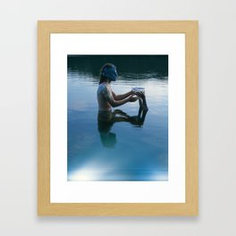 The Son of Cups Framed Art Print