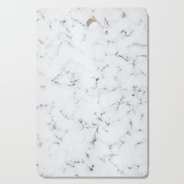 Baesic White Marble Texture Cutting Board