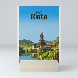 Visit Kuta Mini Art Print