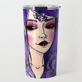 Ethereal Princess Travel Mug