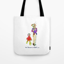 TPoH: Where are we going? Tote Bag