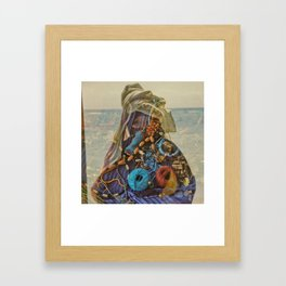 What women are made of Framed Art Print