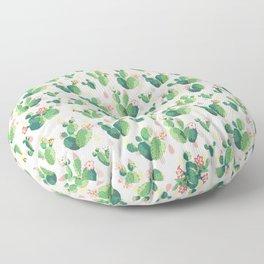 Cactus pattern Floor Pillow