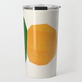 Abstraction_Balance_ROCKS_Minimalism_003 Travel Mug