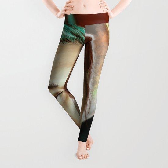 Happy Artist Leggings