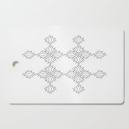 electronic shapes Cutting Board