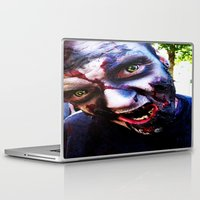 zombies Laptop & iPad Skins featuring Zombies ! by bobbierachelle