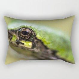 Tree Frog eye  Rectangular Pillow