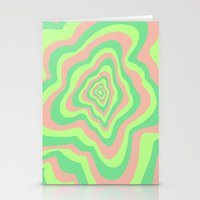 watermelon Stationery Cards featuring Watermelon by Popsicle Illusion