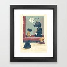 The Novice Framed Art Print