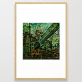 Five rose 5 Framed Art Print