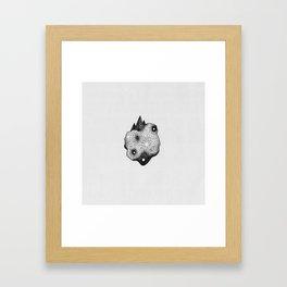 Inktober day 11 Framed Art Print