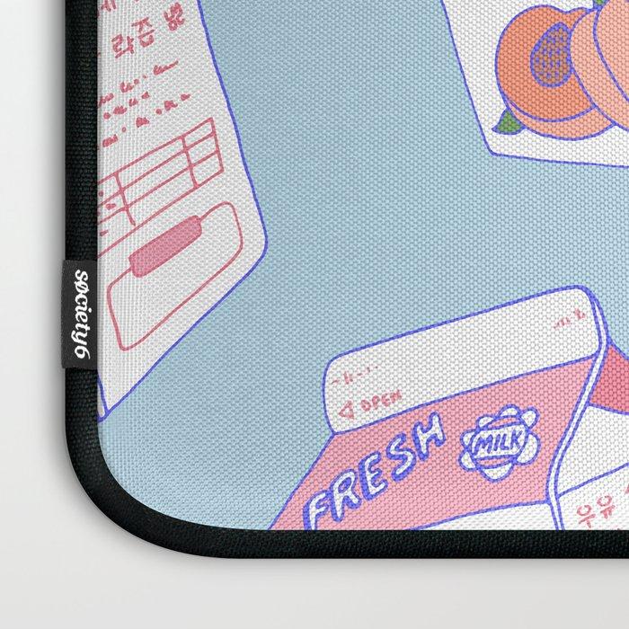 Peach Milk Laptop Sleeve