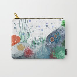 Sea life , dive deep Carry-All Pouch