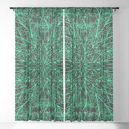 Elven Thread Sheer Curtain