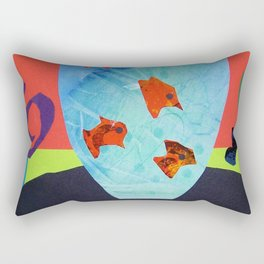 Henri Matisse - Gold Fish still life portrait from the Cut-Outs Collection Rectangular Pillow