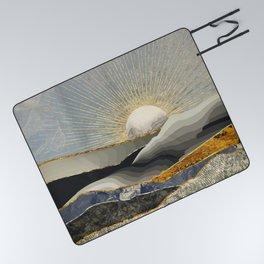 Morning Sun Picnic Blanket