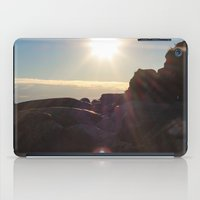 dallas iPad Cases featuring Dallas Road by shamik