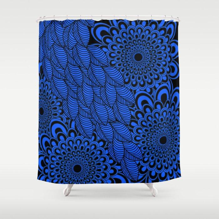 Pattern C 3 Shower Curtain